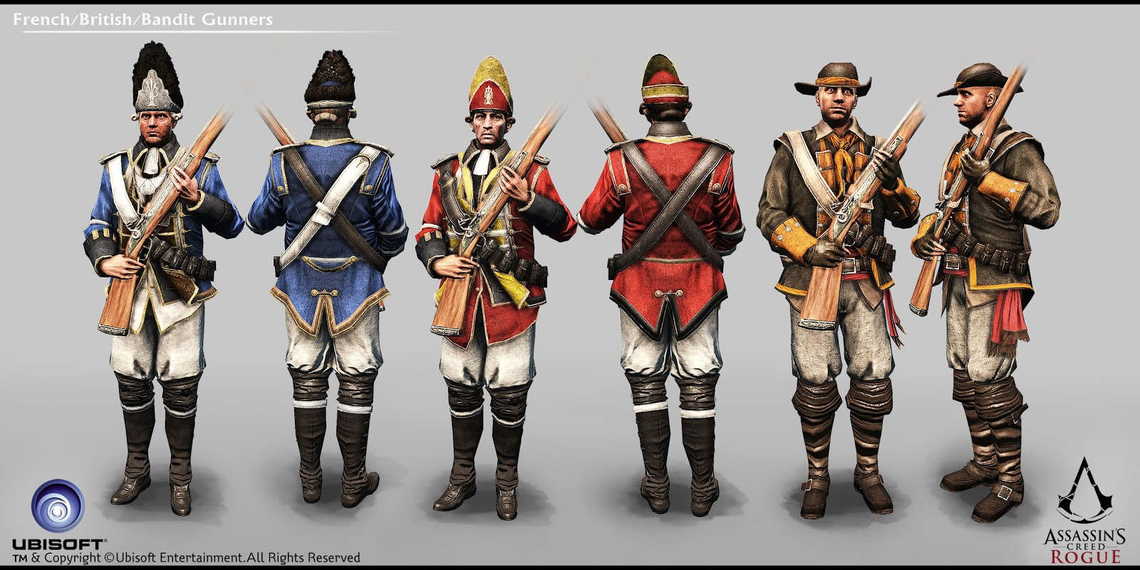 How Accurate Were The Uniforms In Assassin S Creed