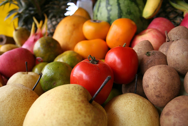 Eating Raw Organic Produce Can Give Your Gut a Healthy Boost