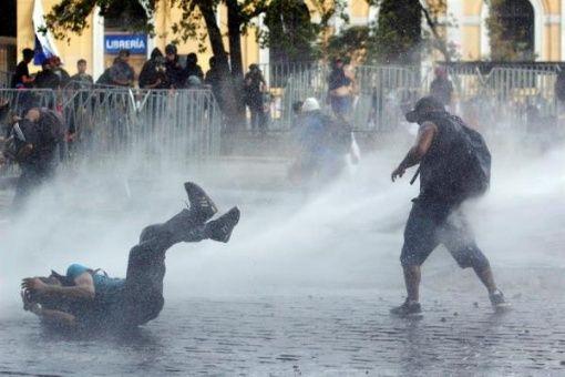 ONU: continúa violación de derechos humanos en Chile