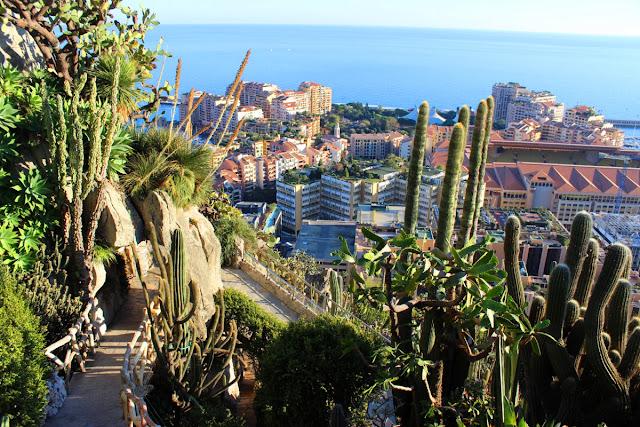 Pontos turísticos em Mônaco