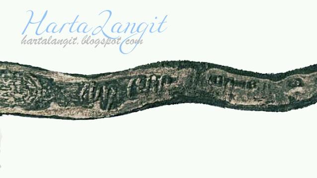 simbol-simbol pada keris omyang jimbe