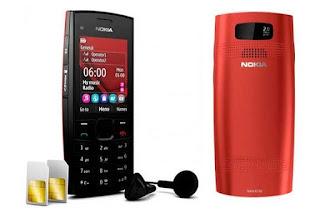 Harga Nokia X2-02