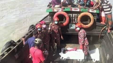 নোয়াখালী নদীতে নিখোঁজ হয়ে যাওয়া ডুবরির মরদেহ উদ্ধার