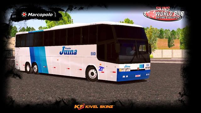 PARADISO GV 1150 - VIAÇÃO JUINA