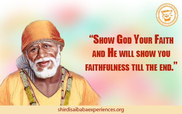 Prayer For Wellbeing - Anonymous Sai Devotee