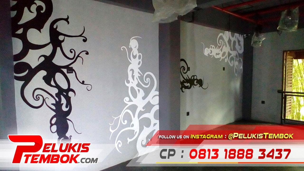 Kumpulan Lukisan Dinding 3d Hitam Putih Karnavalotto