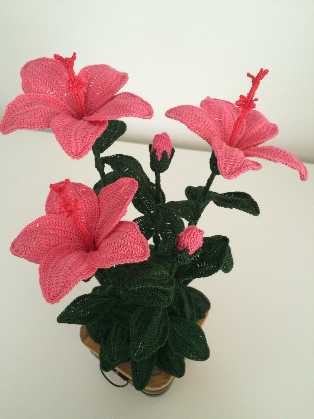 Il Blog Di Sam How To Crochet A Hibiscus