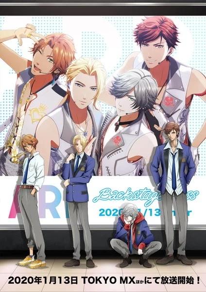 ARP Backstage Pass , HD , Anime , 720p , 2020 , Music