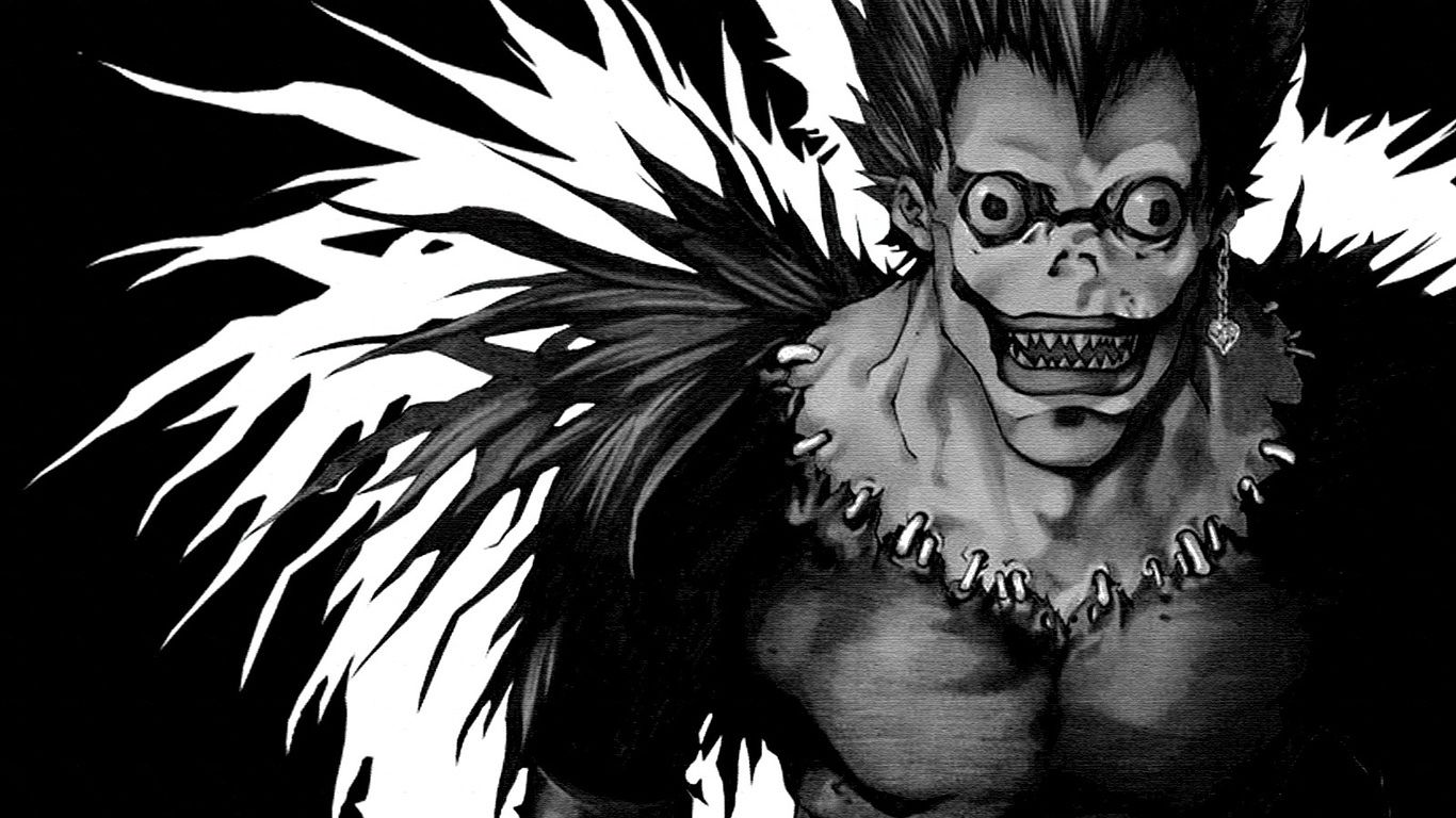 How Are Shinigami Born Death Note Theory