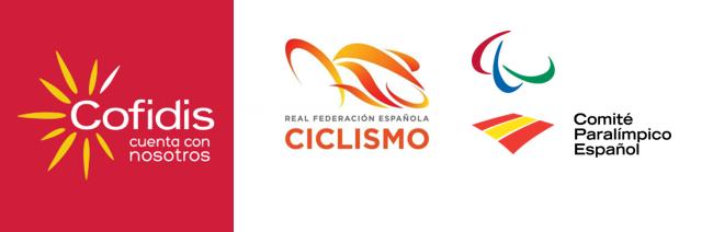 El Equipo Cofidis de Promesas Paralímpicas comienza el 2021 con una concentración en Madrid