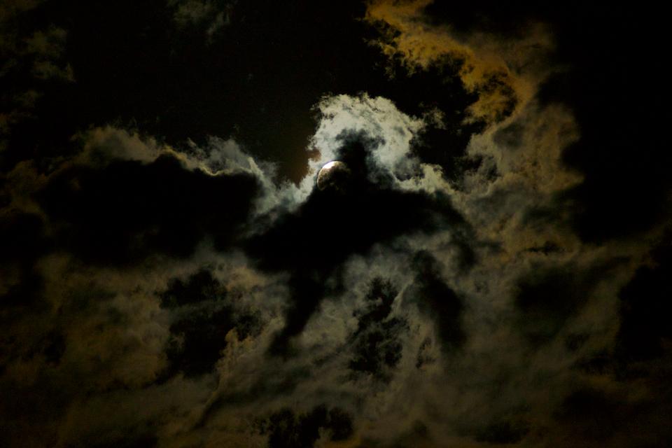 すぐそばふるさと: 満月の夜に すぐそばふるさと ~青森県八戸市をとこ...  満月の夜に