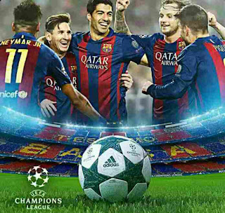 PES2017 Pro Evolution Soccer game sepak bola terbaru android dan ios
