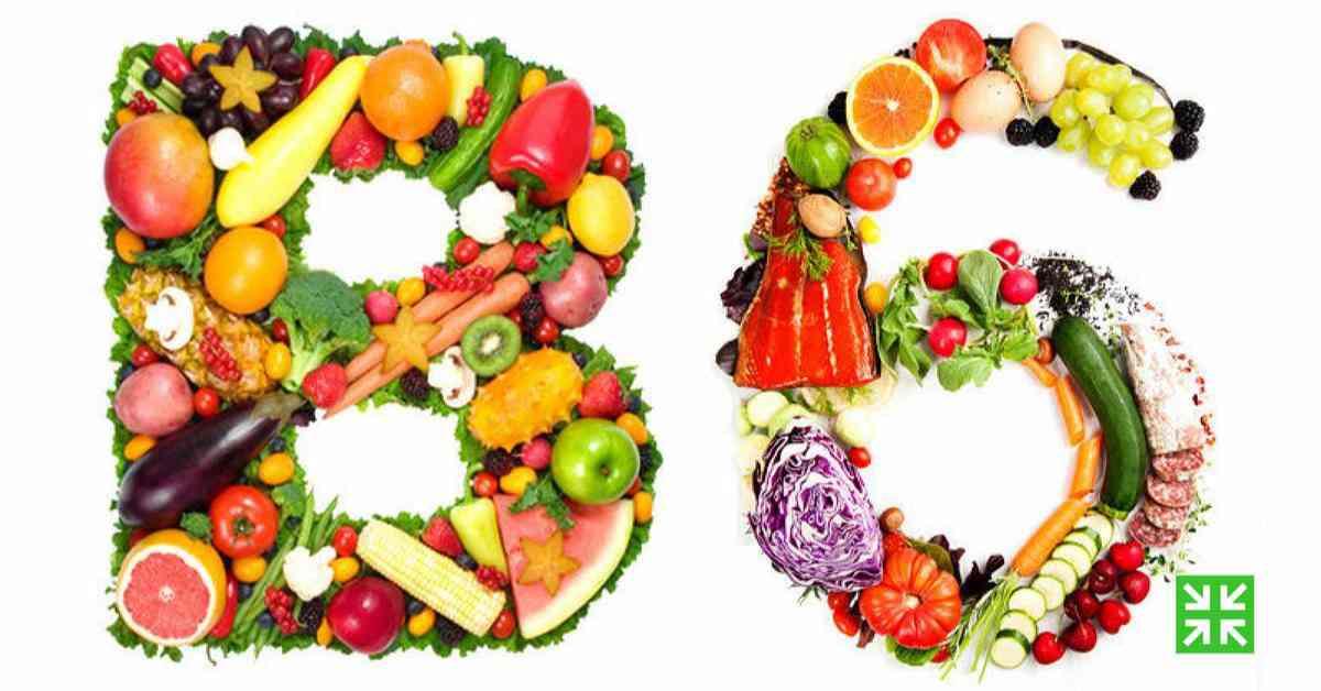 Bisnis Fkc Syariah - Vitamin B6