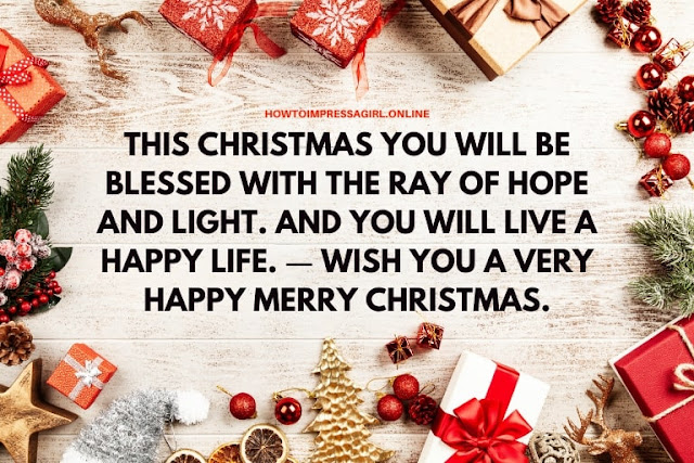 Merry Christmas Wishes and Messages