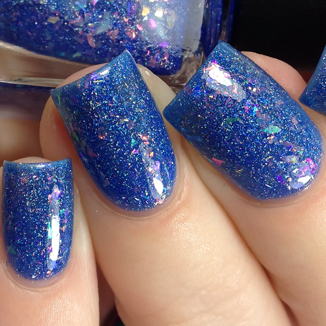 Night Owl Lacquer-Animus Touched
