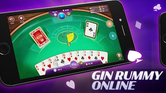 Gin Rummy Online – Free Card Game Apk Free on Android Game Download