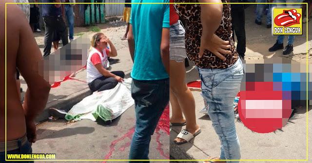 7 muertos y varios heridos dejó un ataque a una parada de autobuses de San Félix