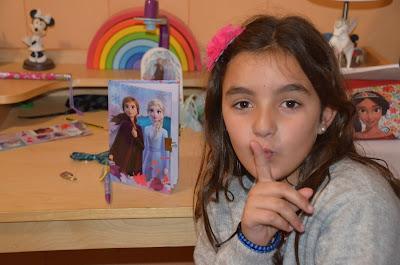 Diario Frozen de Toy Partner