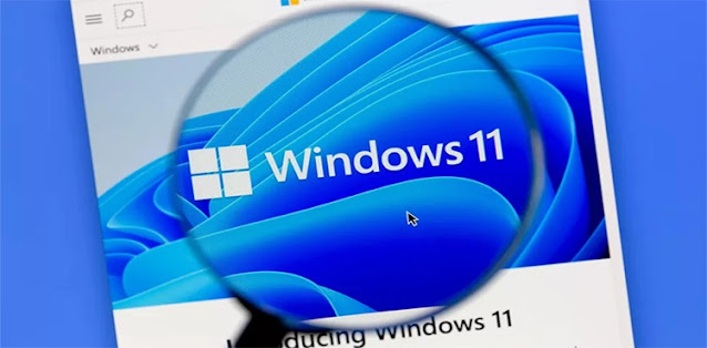 Microsoft window 11
