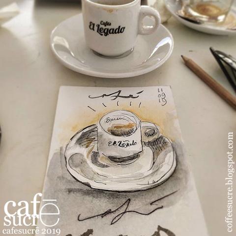 Cafē sucre - LEGADO -