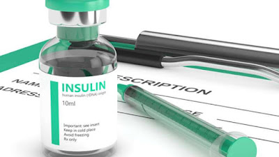 insulin usage error in humans