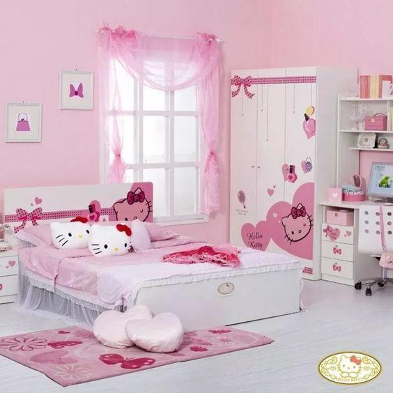 ห้องนอนคิตตี้