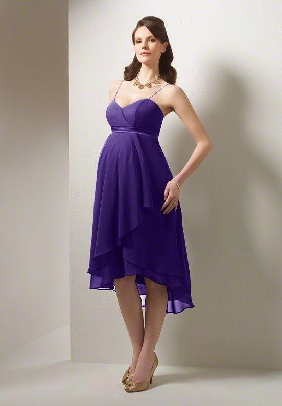 Pregnant Evening Dress 44