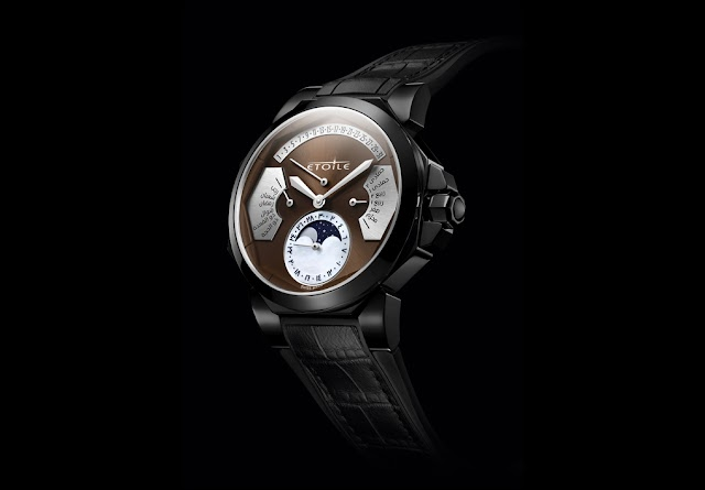 Remarkable complication launched by Swiss brand Montres Etoile targeting Arabs