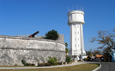 Fort Fincastle and Water Tower