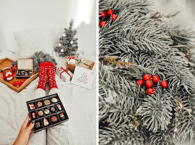 belgijskie czekoladki na prezent