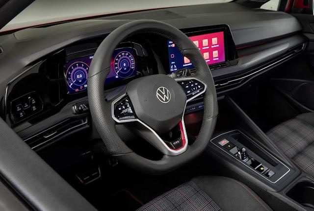 Novo VW Golf GTI Mk8 2022