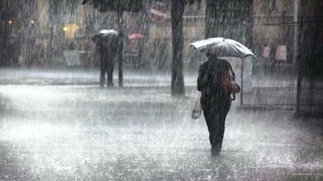 Vaguada y onda tropical mantendrán ambiente lluvioso