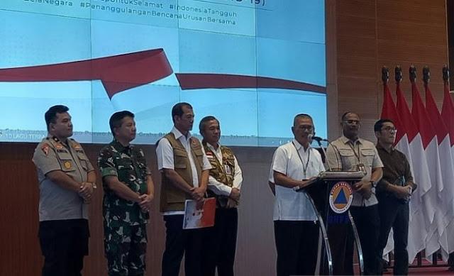 Kasus positif COVID-19 di Indonesia Bertambah Menjadi 96, Delapan Sembuh, Lima Meninggal