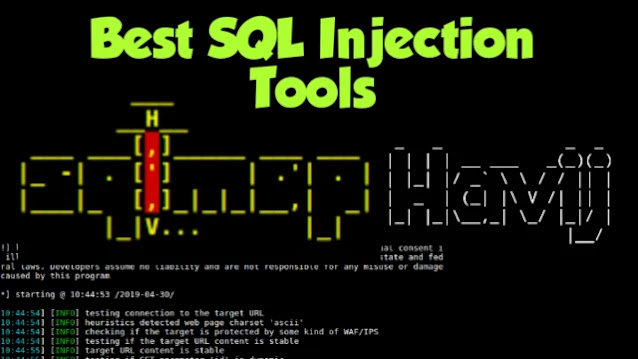 Best-SQL-Injection-Tools
