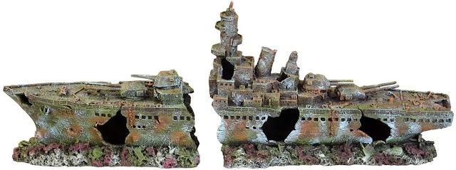 Underwater-Treasures-Battleship-Ruins