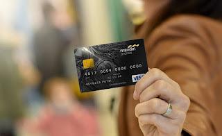 Kartu Kredit Mandiri