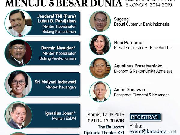 Indonesia Menuju Lima Besar Dunia. (I)