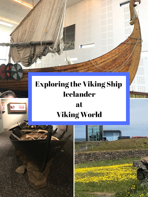 Exploring the Viking Ship Iceland and Learning About Settlement at Viking World
