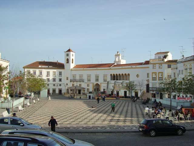 Praça da República, Elvas