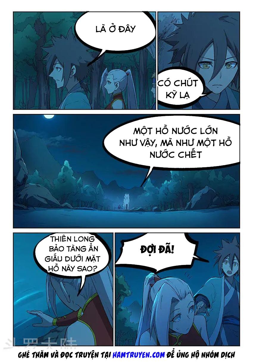 Tinh Võ Thần Quyết Chapter 249 video - Hamtruyen.vn