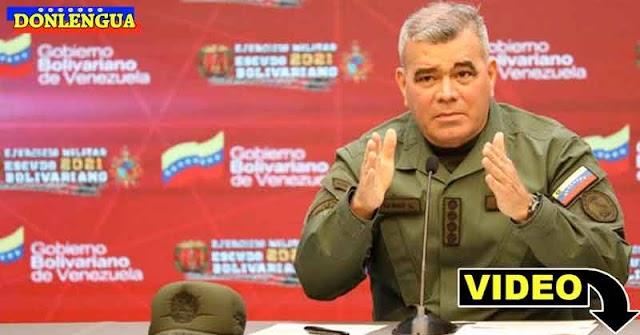CHISPOTEÓ | Periodista deja ponchado a Padrino López con una pregunta incómoda