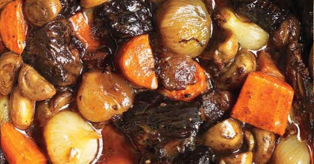 Julia Childs Beef Bourguignon Recipe  Tablespooncom