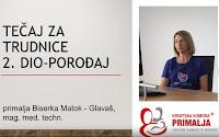 Online tečaj pripreme za dojenje Biserka Matok-Glavaš slike otok Brač Online
