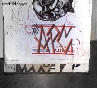 Tag del crew APC artistas urbanos