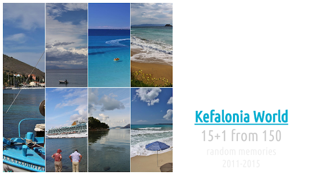 Kefalonia World Blog Highlights