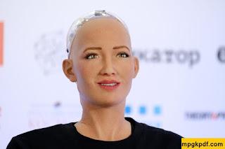 Robotics gk in hindi