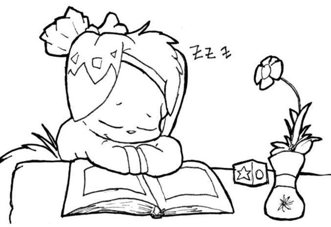 Pictures Of Dormido Dibujo Kidskunstinfo