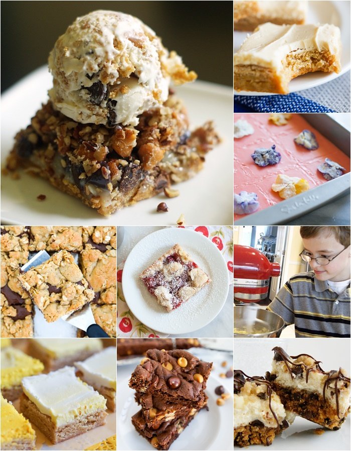8 Cookie Bars to Love