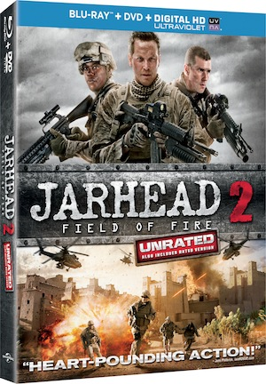 Blu-ray Review - Jarhead 2: Field Of Fire