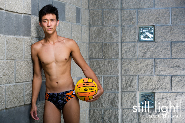still light studios best sports school senior portrait photography bay area burlingame sacramento water polo